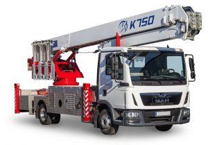 Mobile cranes - Klaas - trailer cranes, mobile cranes