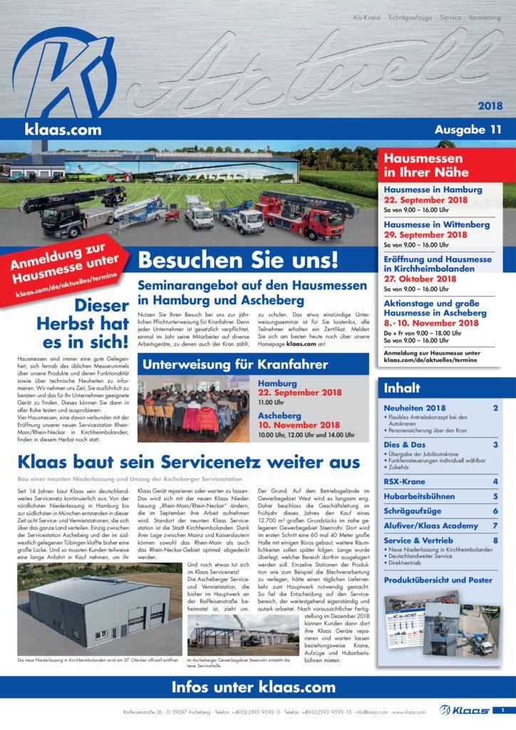 thumbnail of Klaas-Aktuell-11-18-06-screen