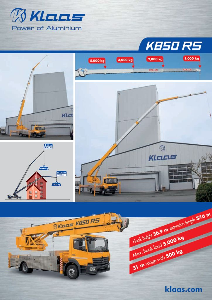 thumbnail of product sheet-K850 RS